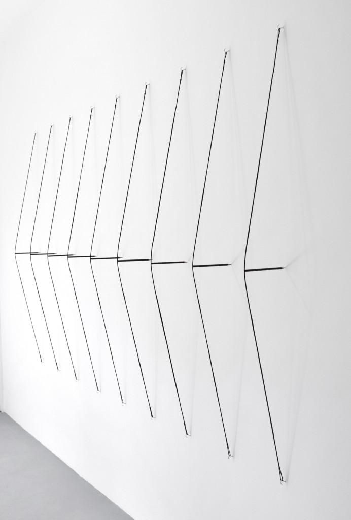 Marco Maggi Drawing Machine, full view - foto de Everton Ballardin